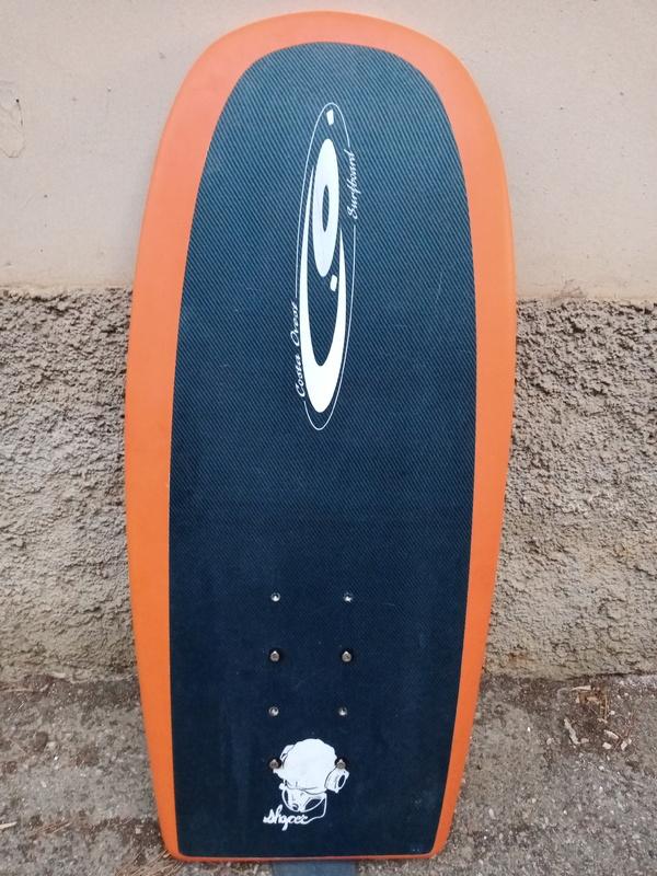 Custom made - Costa Ovest Hydrofoil