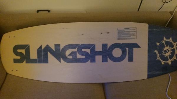 Slingshot - Reflex 145+Boots Rad 44