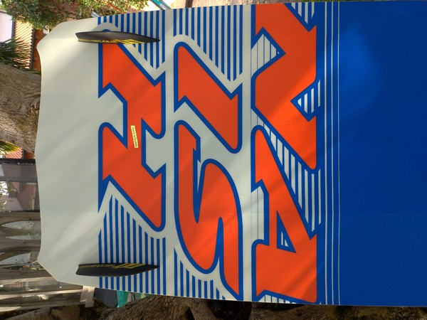 Naish - Naish Orbit 162x46 + Naish Apex 2020