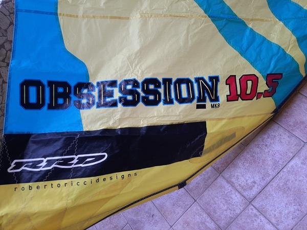 Rrd - Obsession 10.5 MK8