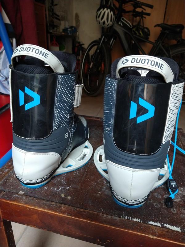 Duotone - Boots top di gamma tg.42-43