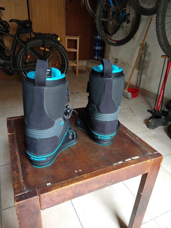 Duotone - Boots top di gamma tg.44-45