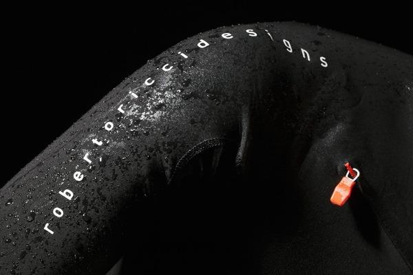 Rrd - muta Grado Chest Zip 53mm black orange