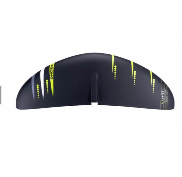 altra - Gong  Allvator pro L + altra front wing L Rise + stab 45