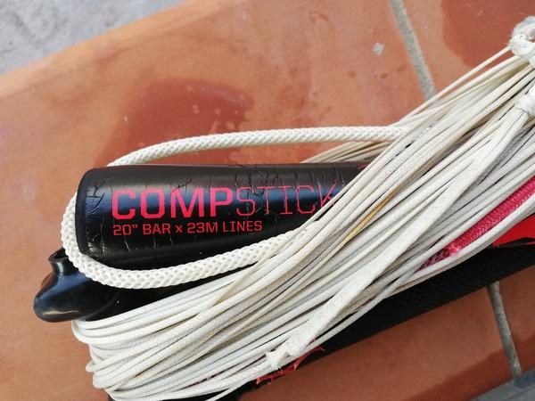Slingshot - Compstick Control Bar Guardian