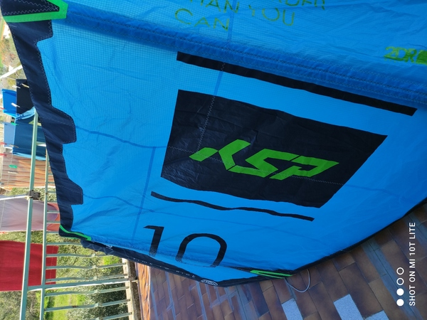 KSP - Pure 10mt 2021 solo kite