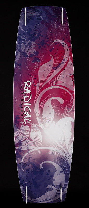 Radical Kiteboards - Ladies-Edition, 135x42, PROMOTION PRICE