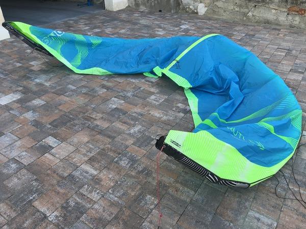 altra - Gong kites  Strutless v3