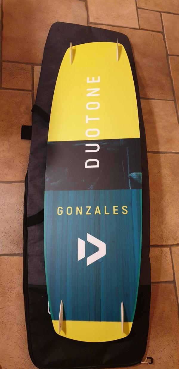 Duotone - Gonzales 138x41,5 2020