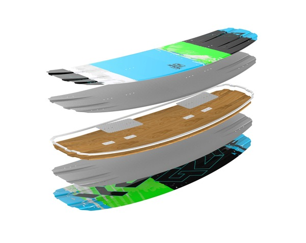 KSP - Tavola Wakeboard Spark 140x42 promo
