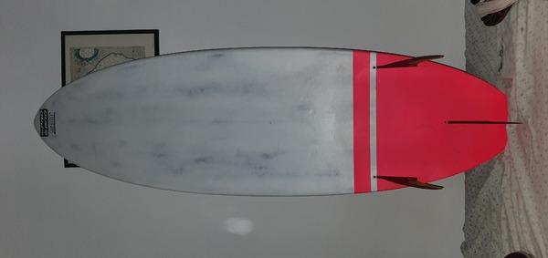 altra - Sail Board Tarifa SBT 5.7 Wave