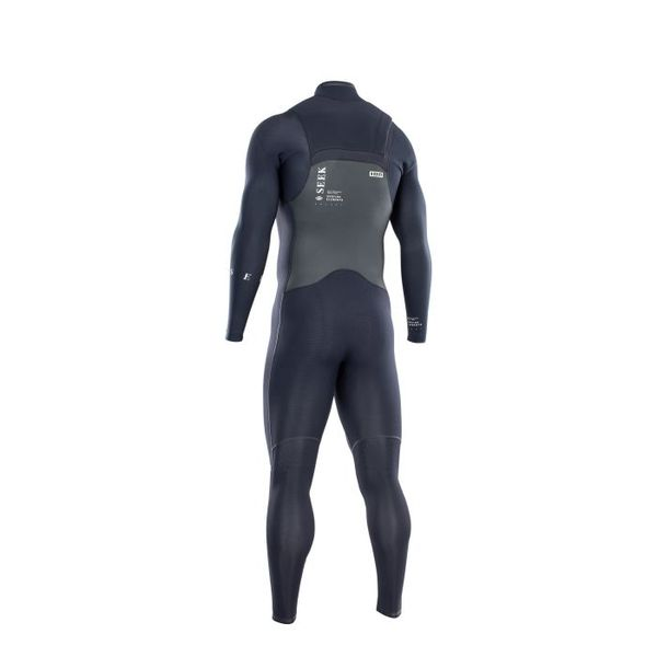 Ion - Wetsuits Seek Select Semidry 3/2 FZ DL - 48/S black NUOVO