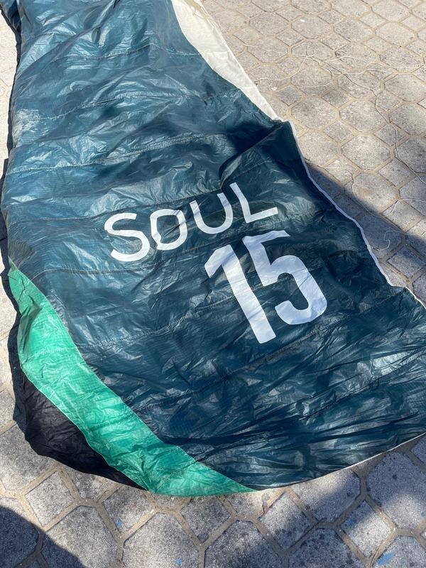 Flysurfer - Soul con barra carbon