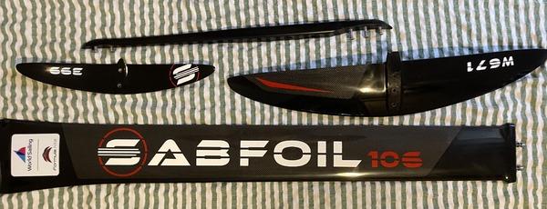 Slingshot - Sab foil Race 106