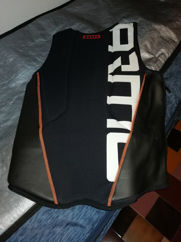 Ion - impact Armor vest taglia L
