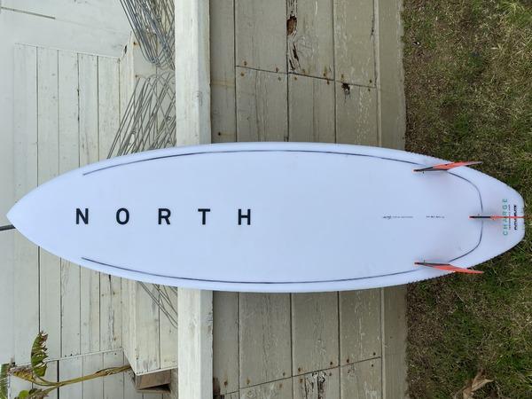 "North - North Charge 5""9"