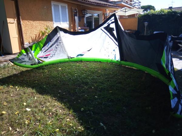 Gaastra - Jekyll 9m 2014 completo di Barra 2015