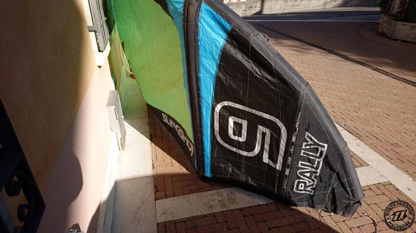 Slingshot - Rally 9 completo