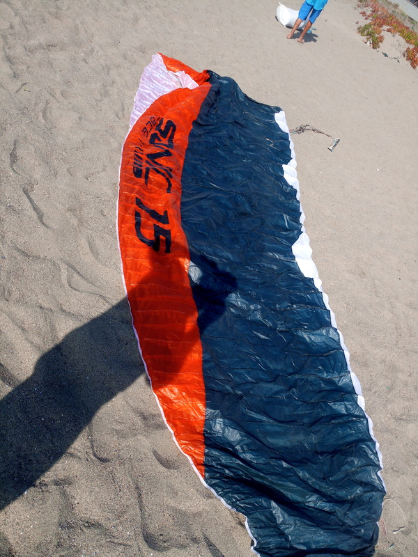 Flysurfer - new sonic race