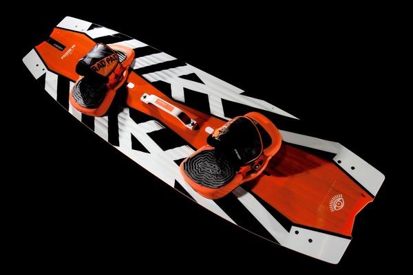 Rrd - Poison WOOD V5 Kiteboard SUPER PRICE !!!