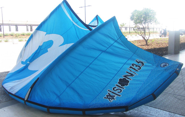 Rrd - Vision MK1 13.5 mt Usato Buone Condizioni