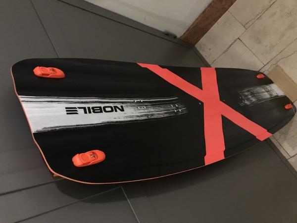 Nobile - Tavola kite Nobile 50/fifty 2019 140x42 CARBON
