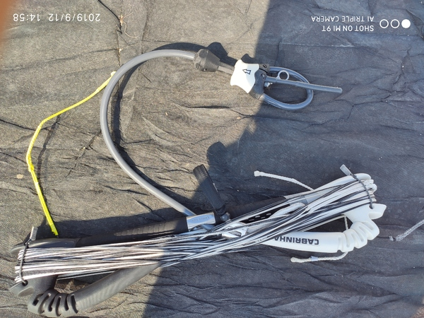 Cabrinha - Quickloop trimlite cm 52