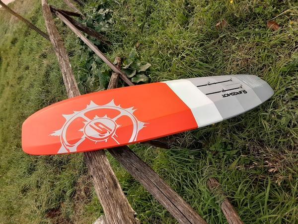 Slingshot - Hydrofoil Dwarfkraft 2019  4'6'' x 18'' x 2,25''