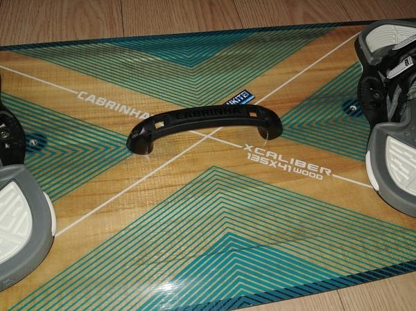Cabrinha - Xcaliber 135 x 41