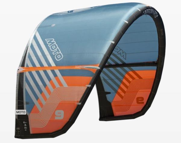 Cabrinha - Moto Kite 12m orange