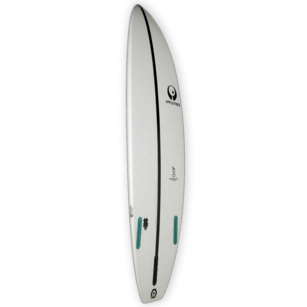 altra - APPLETREE SURFBOARDS Klokhouse Noseless White Line
