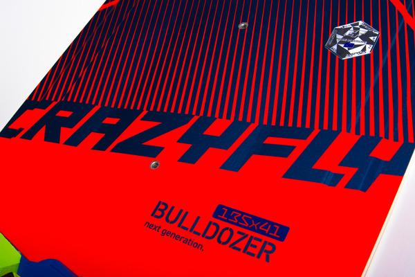 Crazyfly - Buldozer
