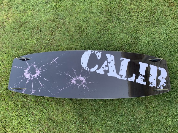 Calibro 9 - 140 Carbon