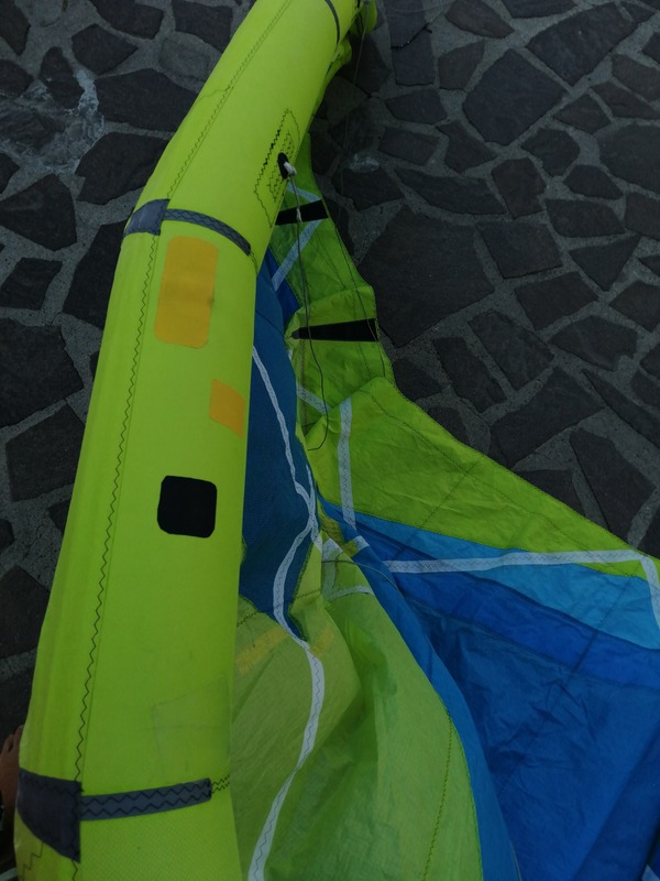 Airush - Ultra 16mt più hydrofoil