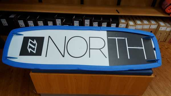 North - North spike 153/46,5
