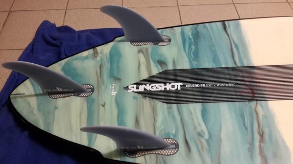 """Slingshot - Celero 5.6"""""""