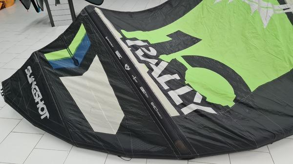 Slingshot - Rally 10 mt con Barra