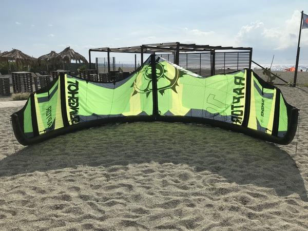 Slingshot - Raptor 10m