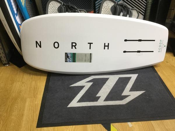 North - scoop hydrofoil