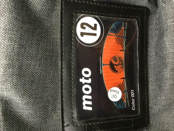 Cabrinha - Moto 2020