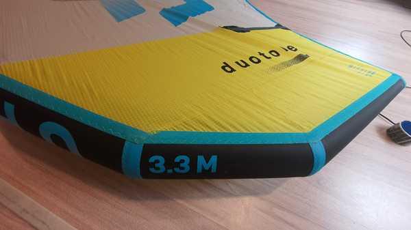 Duotone - Echo 3.3 Usato in perfette condizioni *SPEDIZIONE GRATUITA IN ITALIA*