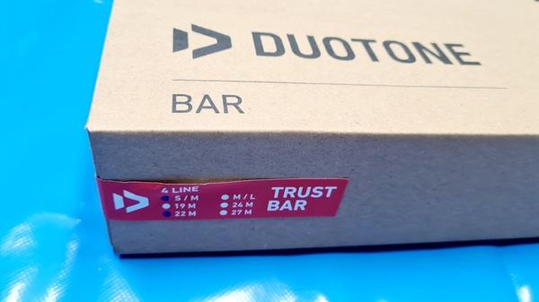 Duotone - Trust bar 22 mt anno 2020