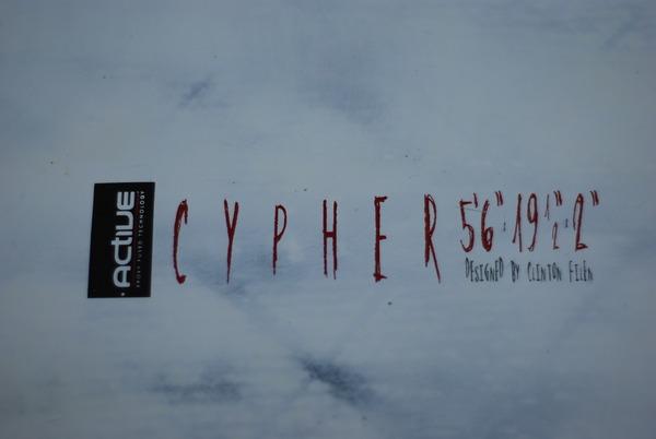 Airush - CYPHER 5.7