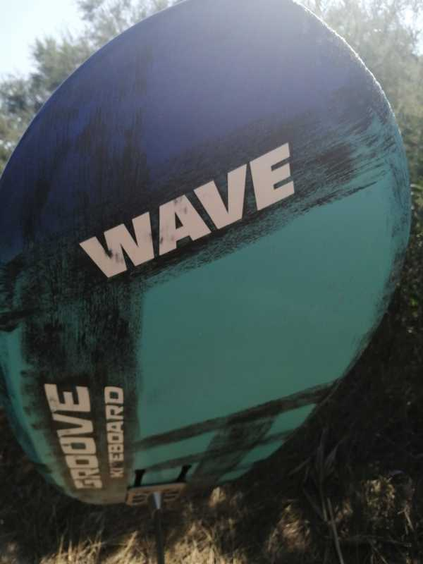 Groove - wave