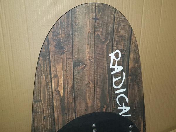 Radical Kiteboards - Foilboard 130x46