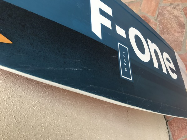 F-One - F-One WTF 2020, 136x41,5