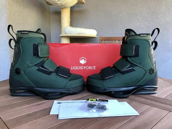 Liquid Force - Hiker Boots 2020 mis.41-44 (8/10)