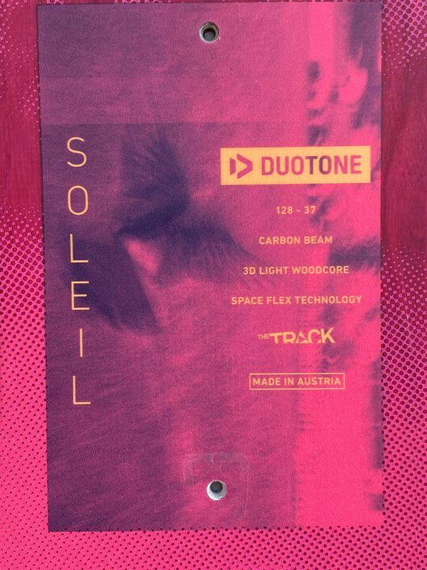 Duotone - soleil 2019
