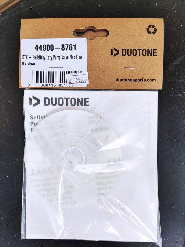 Duotone - Valvole adesive