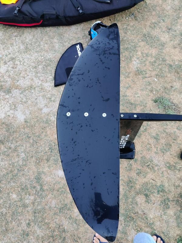 Moses - M72C wing foil moses sabfoil